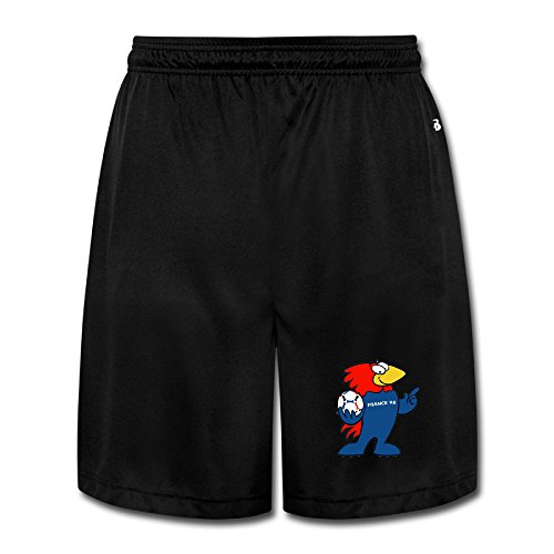 FRANCE98 Boy Joggers Pretty HeavyWeight Shorts Sweat Pants (Champions Cup Trophy compare prices)