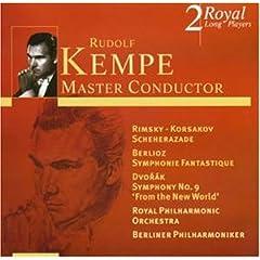 Rudolf Kempe Master Conductor
