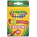 Crayola Crayons 24 Count - 2 Packs 52-0024-2 5200242, crayon great school