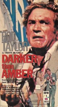 Amazon.com: Darker Than Amber: Rod Taylor, Theodore Bikel, Suzy