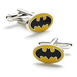 Batman Cufflinks Marvel Comics Formal Wear