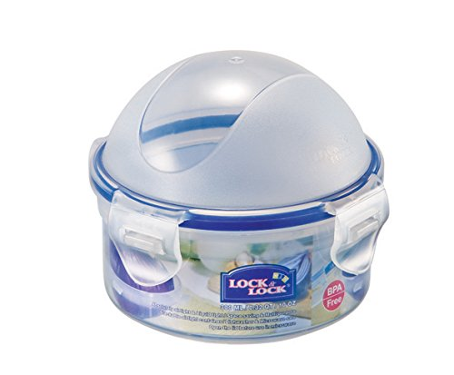 Lock & Lock Onion Case Food Container HPL932A, 1.2-cup 10-oz (Onion Storage Container compare prices)