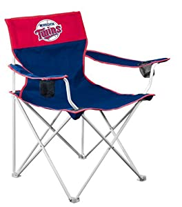 MLB Minnesota Twins Big Boy Folding Chair by Logo