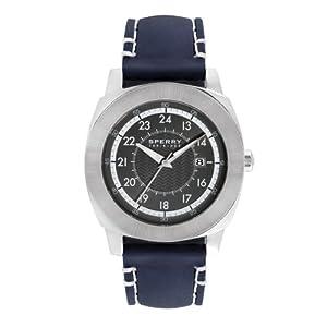 Sperry Decker Quartz Black Dial Men's Analog Watch #SP 102027 from Sperry