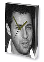 ADAM SANDLER - Canvas Clock (A5 - Signed by the Artist) #js001