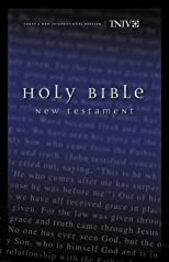 The New Testament of the Bible (Today's New International Version)