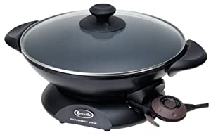 Breville EW30XL Electric Gourmet Wok