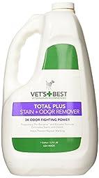 Vet\'s Best TOTAL PLUS Stain + Odor Remover - Gallon