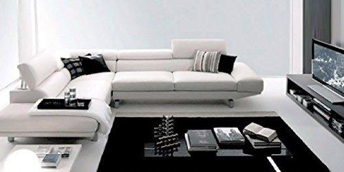 Calia Maddalena-Concorde sofá, Microfiber Fabric Beige Light, Armchair - 145x65/92x100cm