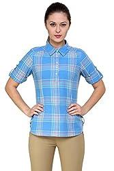 Multicolor Checkered Top