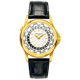 Patek Philippe Complicated Travel 18kt Yellow Gold Mens Watch 5110G