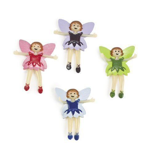 Fun Express Fairy Bendables Action Figure (1 Dozen) by Fun Express