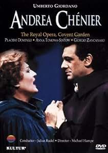 Giordano - Andrea Chenier / Rudel, Domingo, Tomowa-Sintov, Royal Opera Covent Garden