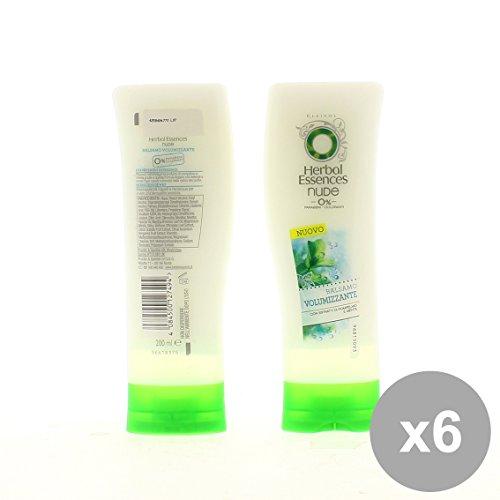 set-6-herbal-essence-balsamo-200-nude-volume-capelli