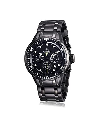 Strumento Marino Men's Black SM109MB/BK/NR/BN Watch