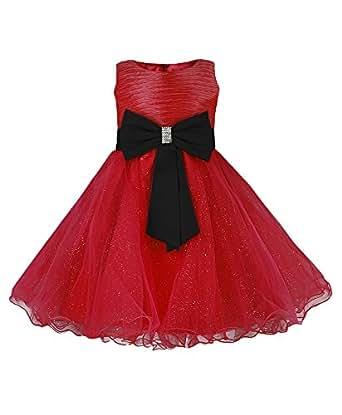 E instrucciones para hacer vestidos ropa de descanso para niñas rollo de tul de nieve de fiesta diseño de lazo concurso diseño de flores de golf con diseño de vestido de dama de honor de boda