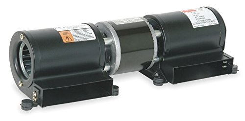 Dayton Model 1TDU7 Low Profile Blower 115 Volt for Fireplace or Wood Stove (4C825) photo