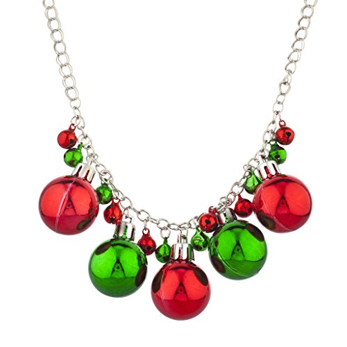 Christmas Jingle Bells Necklace