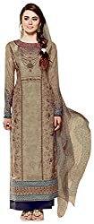 Shri Balaji Emporium Women's Cotton Unstitched Suit (_91, Grey)
