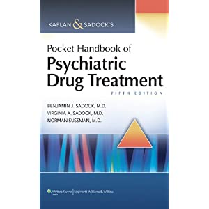 Kaplan & Sadock's Pocket Handbook of Psychiatric Drug Treatment  2011 4163gdjHdWL._SL500_AA300_