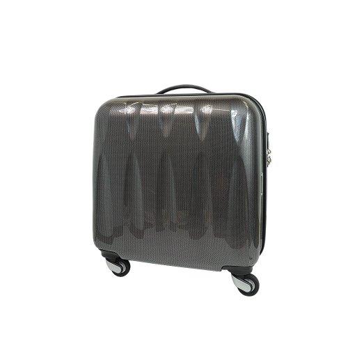 【 President 】ビジネスキャリーケース 小型軽量スーツケース TSAロック搭載 機内持込み対応モデル 【CONWOOD CPT012】3年保証 2COLOR 【小型】 (グレー)