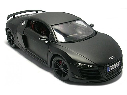 Audi R8 GT Matt Black 1/18 by Maisto 36190 (Audi R8 Model compare prices)