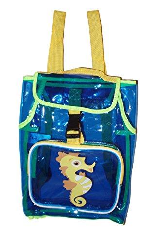 Childrens-Kids-Waterproof-Novelty-Beach-Backpack-Bag