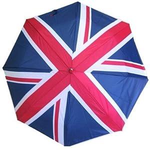Parapluie avec drapeau anglais deco londres for Pouf avec drapeau anglais