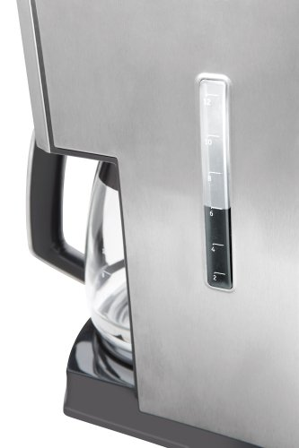 Frigidaire Professional Stainless Programmable 12-Cup Drip Coffee Maker Black Coffee Maker