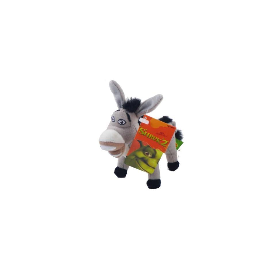 5in Donkey Plush Doll   Shrek Plush Action Figure