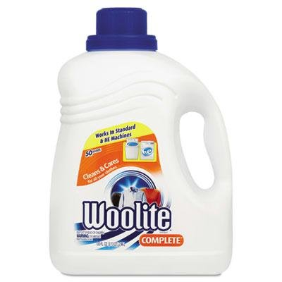 Brand New Woolite Complete Laundry Detergent 100 Oz Bottle front-59798