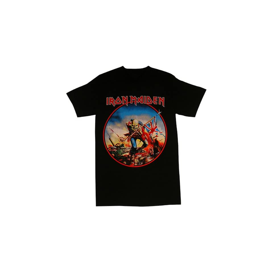 Iron Maiden   The Trooper T shirts