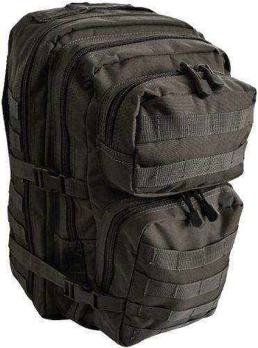 US Assault Pack large - schwarz - Rucksack ca.