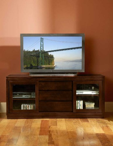Cheap TV STAND WITH SLIDING DOOR (8023-T)
