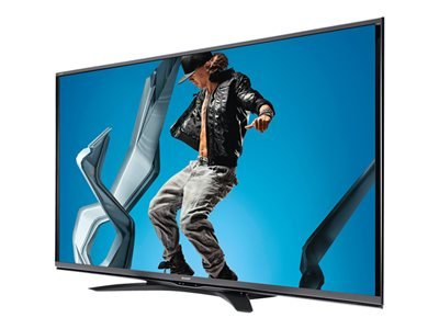 Sharp Lc60Sq15U?Bdl Lc 60Sq15U - 60 Inch - Aquos Q+ 3D Led Tv - Smart Tv - 1080P (Fullhd) - Edge-Lit - Dark Silver Hairline