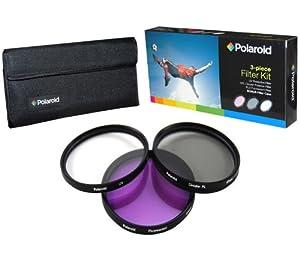 Polaroid HD Multi Coated Glass  Electrónica Comentarios de clientes y más información