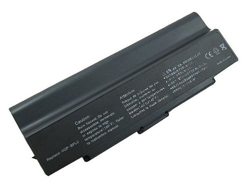 Btexpert® For Sony Vaio Vgn-Fs315Z Vgn-Fs31B Vgn-Fs32B Vgn-Fs33B Vgn-Fs35C Vgn-Fs35Gp Vgn-Fs35Sp Vgn-Fs35Tp Vgn-Fs38C Vgn-Fs38Gp Vgn-Fs38Sp 8800Mah 12 Cell