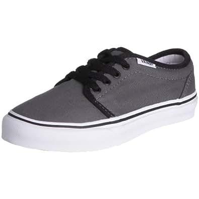 Amazoncom Vans 106 Vulcanized Round Toe Canvas Skate Shoe Shoes