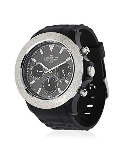 TOM TAILOR Reloj de cuarzo 5411201 Negro 51 mm