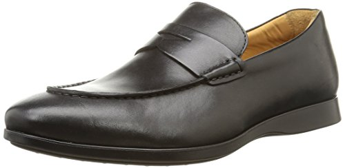 Sebago  Teague Penny,  Mocassini uomo Nero Black (nero) 46