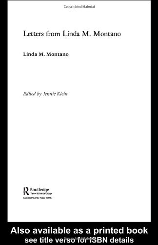 Letters from Linda M. Montano