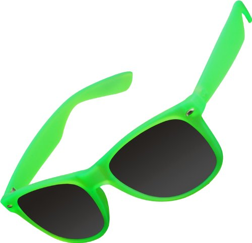 Likoma Sunglasses neongreen