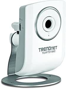 TRENDnet - Caméra Cloud sans Fil, TV-IP751WC