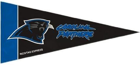 NFL 8 Piece Mini Pennant Sets  ColorCarolina Panthers Carolina Panthers by Rico