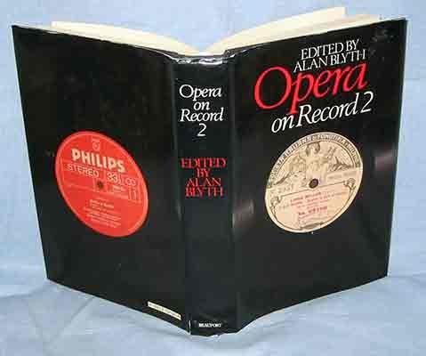 Opera on Record 2, Alan Blyth