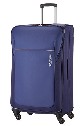 American Tourister Trolley San Francisco Spinner L 98.5 liters Blu (Blu) 59236 1090