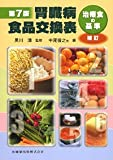 腎臓病食品交換表—治療食の基準 第7版補訂