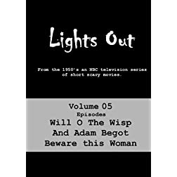 Lights Out - Volume 05
