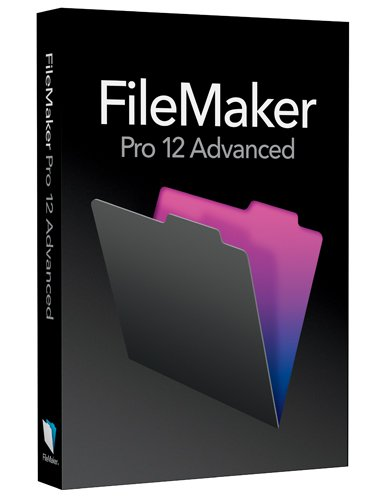 FileMaker Pro 12 Advanced Upgrade [Old Version]