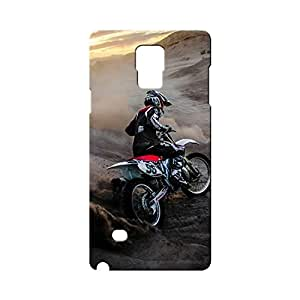 G-STAR Designer Printed Back case cover for Samsung Galaxy Note 4 - G1909